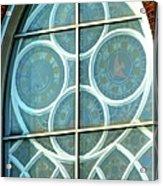 Window Artistic Acrylic Print