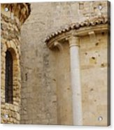 Window Due - Italy Acrylic Print