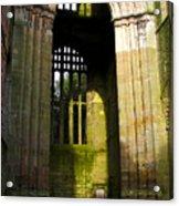 Window Entrance Acrylic Print