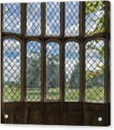 Lacock Abbey Wales Acrylic Print