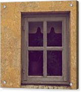 Window Acrylic Print by Odd Jeppesen