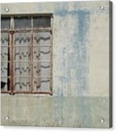 Anahuac Station Acrylic Print