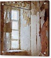 Window Scene I Acrylic Print