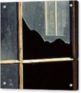 Window. Acrylic Print