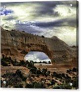 Window To Heaven Acrylic Print
