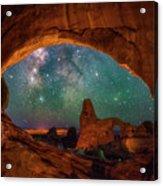 Window To The Heavens Acrylic Print