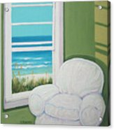 Window To The Sea No. 2 Acrylic Print