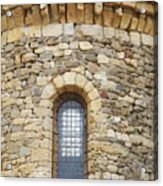 Window Uno - Italy Acrylic Print