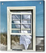 Window With A View Acrylic Print