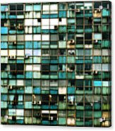 Windows I Acrylic Print