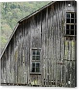 Windows Of The Past Acrylic Print