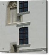 Windows Pick Acrylic Print