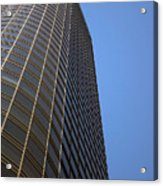 Windows To The Top Acrylic Print