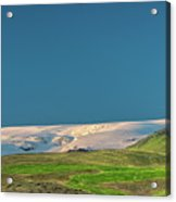 Windows Wallpaper  Acrylic Print