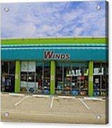 Winds Of Ft Myers II Acrylic Print
