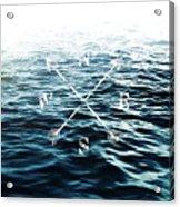 Winds Of The Sea Acrylic Print