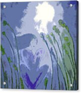 Windsitter Mystical Breeze Acrylic Print