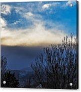 Windstorm Acrylic Print