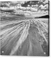 Windswept Benone Acrylic Print