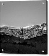 Windy Ridge Acrylic Print
