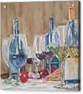 Wine 2 Acrylic Print