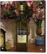 Wine Anytime Acrylic Print