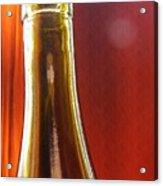 Wine Bottles 4 Acrylic Print