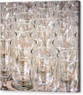 Wine Glasses Acrylic Print