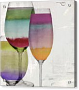 Wine Prism Acrylic Print