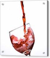 Wine3 Acrylic Print