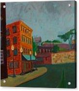 Wingate Street Acrylic Print