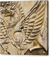 Winged Dragon Acrylic Print