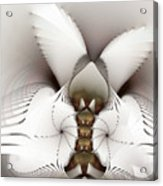 Wings In Motion Acrylic Print