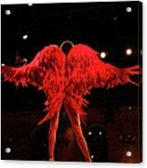 Wings Of An Angel  Acrylic Print