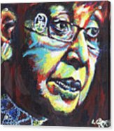 Winnie Acrylic Print