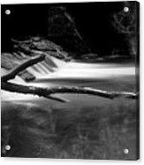 Winooski River Acrylic Print