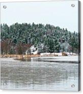 Winter 2 Acrylic Print