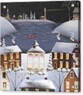 Winter Festival Acrylic Print
