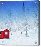 Winter Haven Acrylic Print