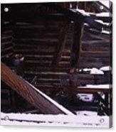 Winter Inside Acrylic Print
