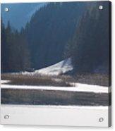 Winter Lake 1 Acrylic Print