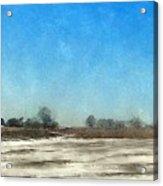 Winter Landscape 3 Acrylic Print