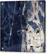 Winter Nights Series Two Of Six Acrylic Print