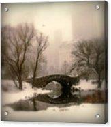 Winter Nostalgia Acrylic Print