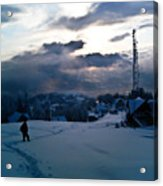 winter-Parang 3 Acrylic Print