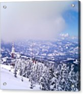 winter-Parang Acrylic Print