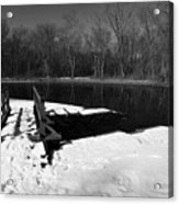 Winter Park 2 Acrylic Print
