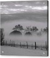 Winter Stillness Acrylic Print