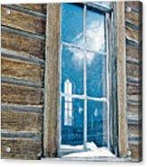 Winter Windows Acrylic Print