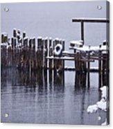 Winterized Acrylic Print